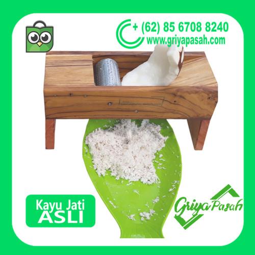 Foto Produk Mesin parut pemarut parutan kelapa semi otomatis modern manual dari Griyapasah Official Store