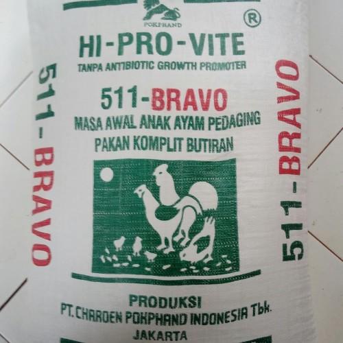 Foto Produk Pakan Makanan Ayam Unggas Pedaging Pur Voer 511 Repack 1 kg dari saungikan juga