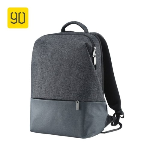 Foto Produk Xiaomi 90Fun Urban Shoulder Backpack Dark Grey & Light Grey - Abu-Abu dari Toru.1