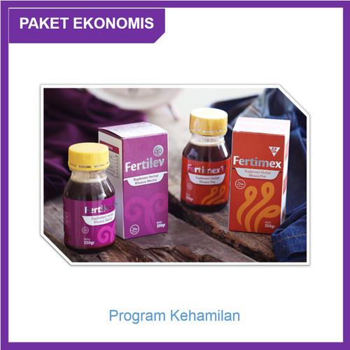 Foto Produk Paket Ekonomis Penunjang Kesuburan Fertilev & Fertimex dari ProhamilUMOM