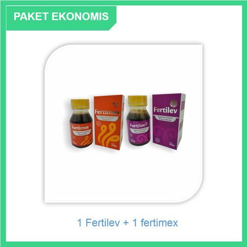 Foto Produk Paket Hemat 1 Fertilev dan 1 Fertimex dari ProhamilUMOM