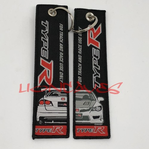 Foto Produk Civic Mugen Type R Key Ring / Key Chain / Luggage Tag/ Gantungan Kunci dari lioncaves