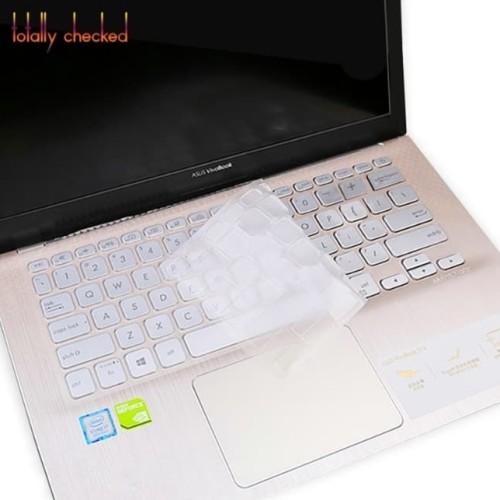 Foto Produk Asus VivoBook 2018 S14 S430 14 inch Keyboard Protector Cover - Putih dari Gadget_Bro