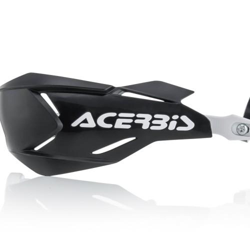 Foto Produk Acerbis X-Factory Handguards Black / White dari Thrill Bitz