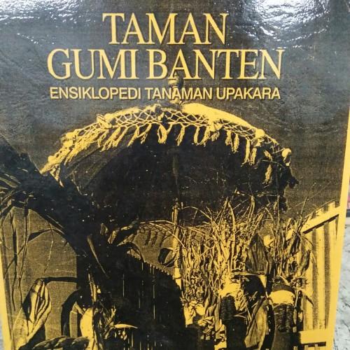 Foto Produk Taman Gumi Banten Ensiklopedia tanaman upakara dari Hare Krishna