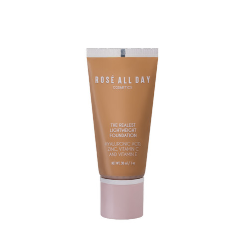Foto Produk Rose All Day The Realest Lightweight Foundation in Warm Honey dari Rose All Day Cosmetics