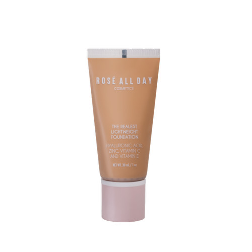 Foto Produk Rose All Day The Realest Lightweight Foundation in Beige dari Rose All Day Cosmetics