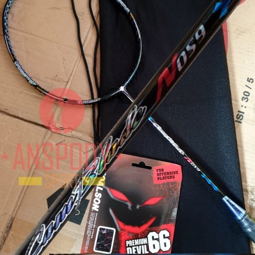 Foto Produk RAKET BADMINTON TOALSON CAMBLADE N059 dari Anspody Sport