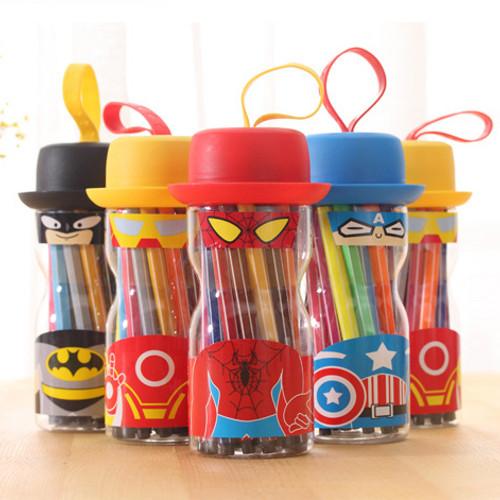 Foto Produk hero  Spidol Warna, Spidol Pensil Warna, spidol warna anak-anak crayon dari KAYO
