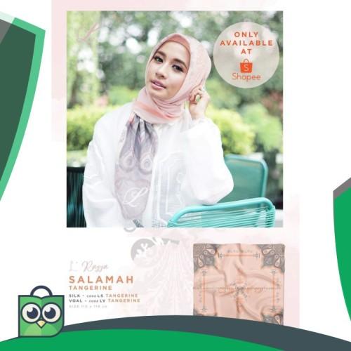 Foto Produk Lrayya Voal Salamah Tangerine dari Fitri Shop.ID