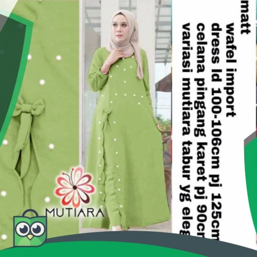 Foto Produk VC - Set Mutiara stelan hijab murah dari Fitri Shop.ID
