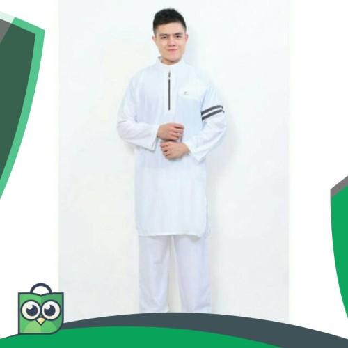 Foto Produk Setelan gamis pakaian muslim pria nabawi al-isra dari Fitri Shop.ID