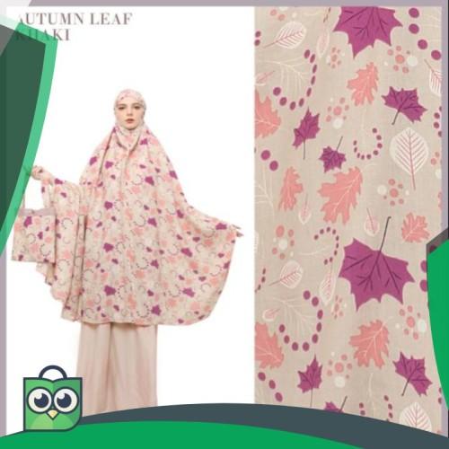 Foto Produk RumahTazkia Autumn Leaf Khaki dari Fitri Shop.ID