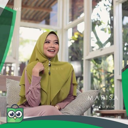 Foto Produk Jilbab Khimar Marissa Ori Thamrin dari Fitri Shop.ID