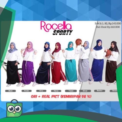 Foto Produk Rocella Rok celana olahraga Uk S-M, L-XL dari Fitri Shop.ID