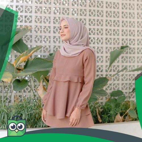 Foto Produk QAMARI - CALLA (CHOCOBROWN) dari Fitri Shop.ID