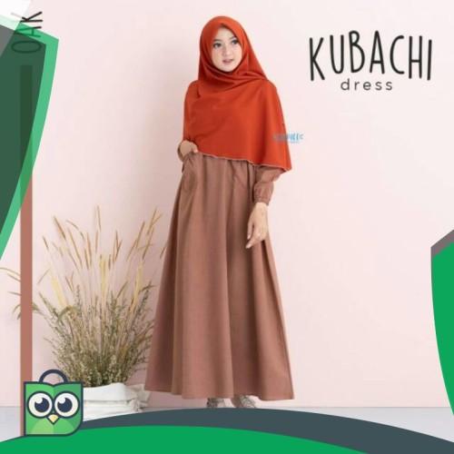 Foto Produk Kubachi dress oak by silmee dari Fitri Shop.ID