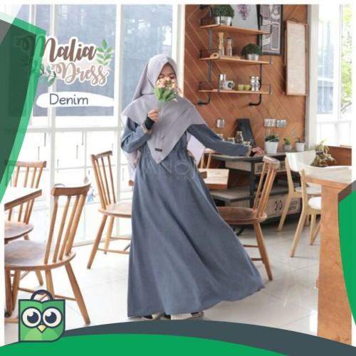 Foto Produk MALIA DRESS BY WANOJA HIJAB / GAMIS BUSUI KATUN SUPERNOVA HQ / dari Fitri Shop.ID