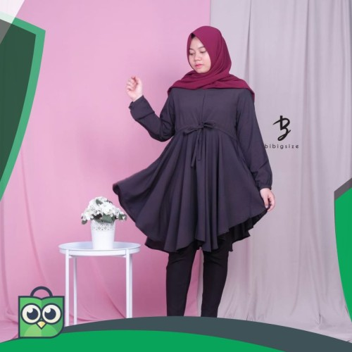 Foto Produk Reva Tunik - Iron dari Fitri Shop.ID