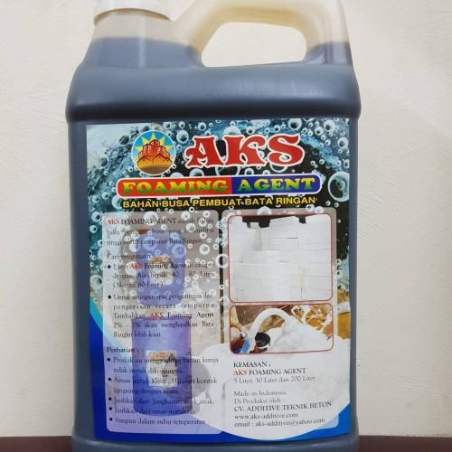 Foto Produk Foaming Agent atau busa bata ringan dari DECKER GEMSTONE OIL