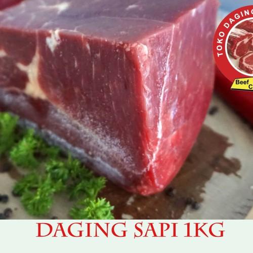 Foto Produk DAGING SAPI BEKU / IMPORT AUS 1KG dari TOKO DAGING NUSANTARA