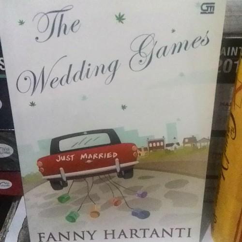 Jual The Wedding Games Jakarta Timur Bandar Buku Murah Tokopedia