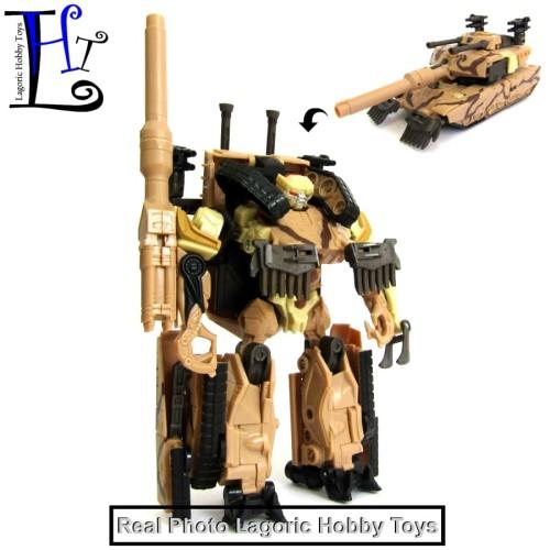 Foto Produk Transformers Brawl (Deep Dessert) ROTF Deluxe Hasbro dari Lagoric Hobby Toys