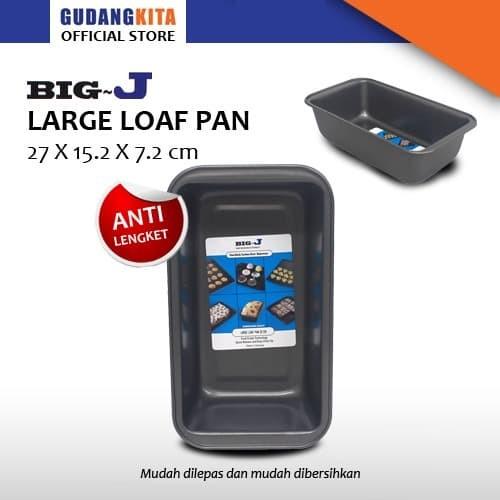 Foto Produk LOYANG ROTI BESAR LOAF PAN 4026 BIG J dari GUDANGKITA COM