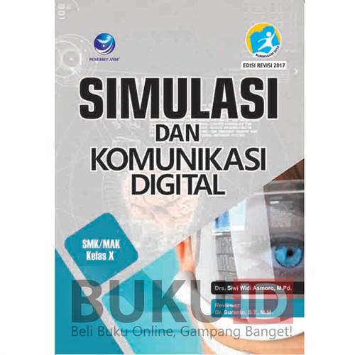 Foto Produk Buku Simulasi dan Komunikasi Digital SMK/MAK Kelas 10 dari Buku ID