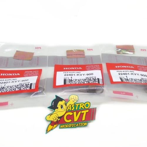 Foto Produk Per Kopling Per Sentri Honda Beat Karbu Honda Zoomer Harga 1 set 3pcs dari astrocustom