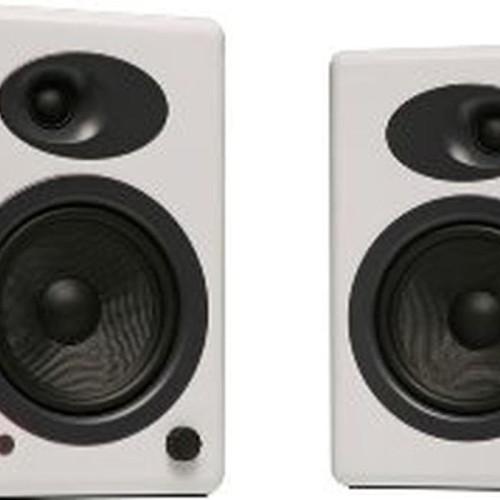 Foto Produk Audioengine A5-Plus Premium Active Speakers white Berkualitas dari FIFTY Otsky