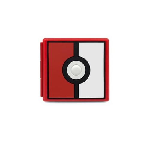 Foto Produk Nintendo Switch Game Card Case Hard Casing Storage Micro SD POKEMON dari NARD Hobby