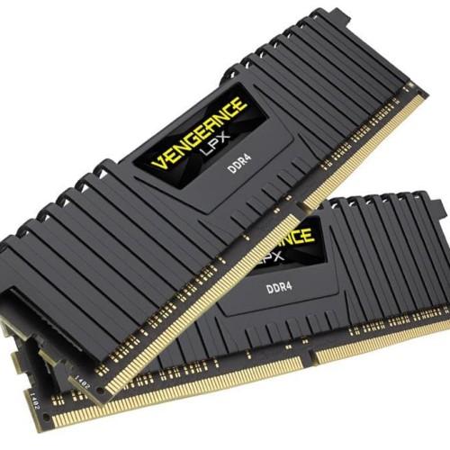 Foto Produk Corsair Vengeance LPX DDR4 16GB (2x8GB) PC25600 - CMK16GX4M2B3200C16 dari toko expert komputer