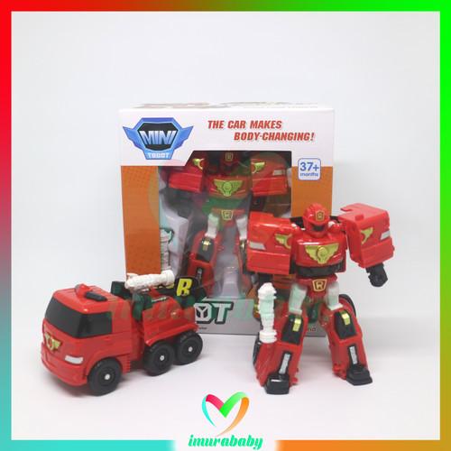 Foto Produk Mainan robot tobot - mini R dari imurababy