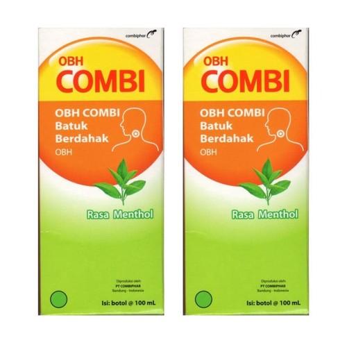 Foto Produk OBH COMBI BERDAHAK 100ML DEWASA/ OBAT BATUK COMBI BERDAHAK 100ML dari aptsehatifarma