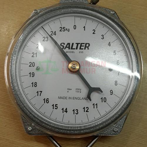 Foto Produk Timbangan Gantung Salter 50kg - 50kg dari Toko Timma