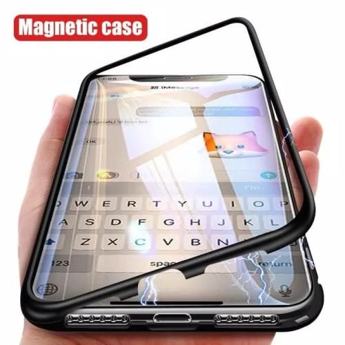 Foto Produk Case Casing Magnet Anti Baret 2in 1 Cover For Samsung Galaxy note 8 dari kenzie grup