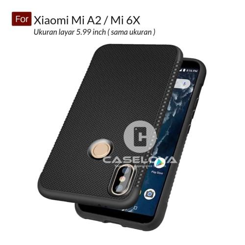 Foto Produk Case For Xiaomi Mi A2 / Mi 6X Protection Anti Slip TPU dari Caselova Store