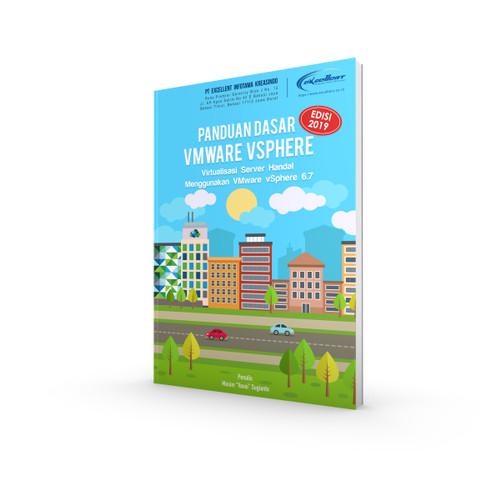 Foto Produk Buku Mini Virtualisasi Server Handal: VMware vSphere 6.7 Edisi 2019 dari Excellent Online Shop