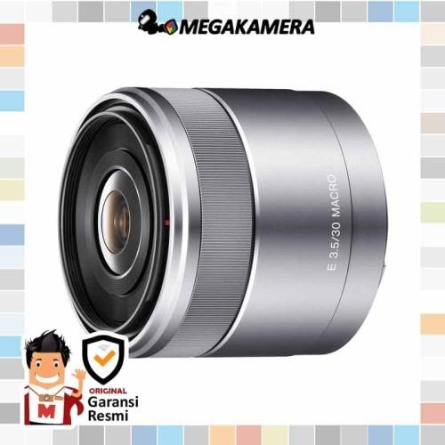 Foto Produk Sony Lens E 30mm F3.5 Macro dari Megakamera