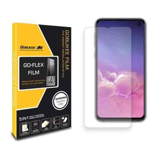 Foto Produk Gobukee Go-Flex TPU Hydrogel Screen Protector Galaxy S10 / S10+ / S10e - S Ten e dari unomax