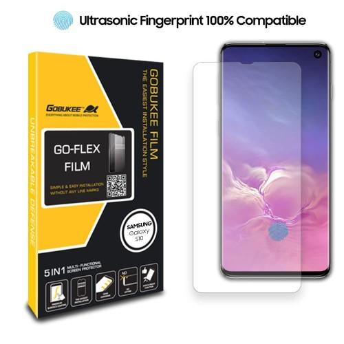 Foto Produk Gobukee Go-Flex TPU Hydrogel Screen Protector Galaxy S10 / S10+ / S10e - S Ten dari unomax