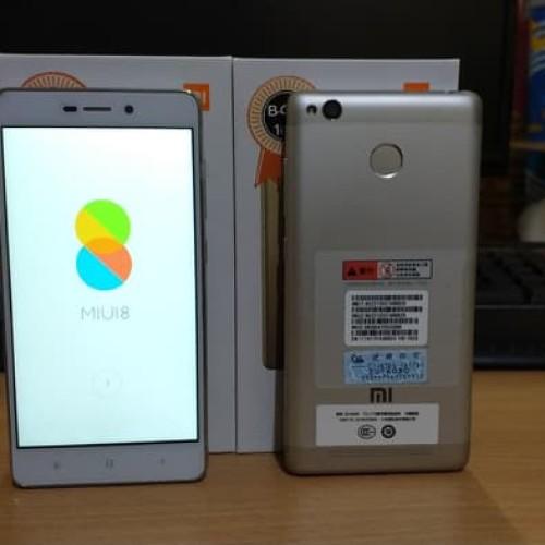 Foto Produk XIAOMI REDMI 3S PRIME SILVER RAM 3/32GB - GARANSI 1TH dari ayunurmala store