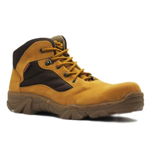 Foto Produk Sepatu Safety Boots Tactikal New Charakter Cut Engineer dari Cut Engineer