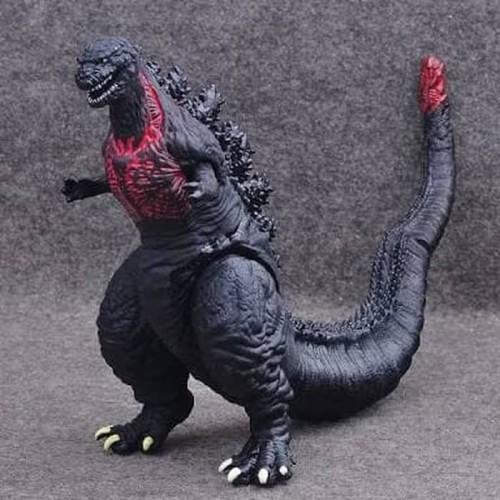 Foto Produk Pajangan Shin Godzilla Kaiju Battle Vynil Figure dari Boluner-Shop