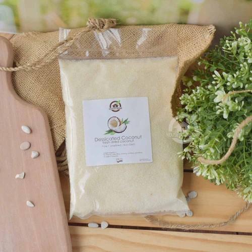 Foto Produk Natural Shredded Coconut ( Kelapa Parut Kering ) dari House Of Organix