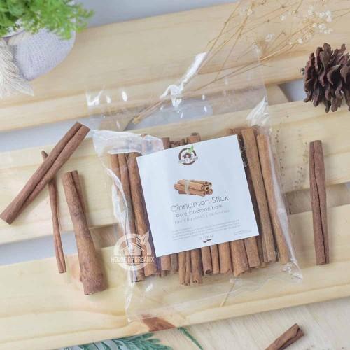 Foto Produk Organic Cinnamon Sticks 25gr dari House Of Organix