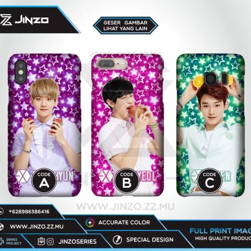 Foto Produk Case Handphone Kpop Exo - CODE B dari Jinzo Series