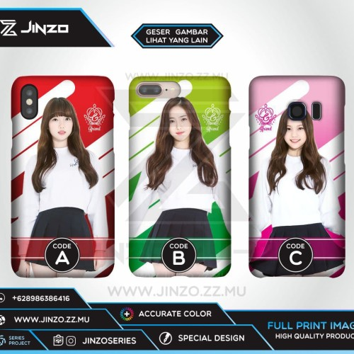 Foto Produk Case Handphone Kpop Gfriend - CODE A dari Jinzo Series