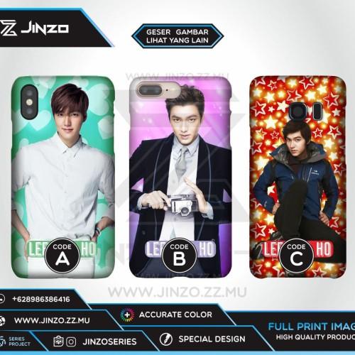 Foto Produk Case Handphone Kpop Lee Min Ho - CODE A dari Jinzo Series